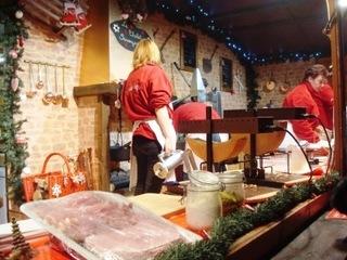 ミュールーズ(Mulhouse)のクリスマスマーケット