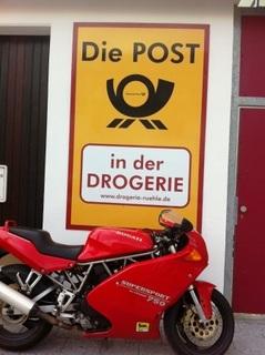 ドイツからの郵送