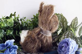 【西ドイツ製Clemens-Spieltiere】ウサギのぬいぐるみ